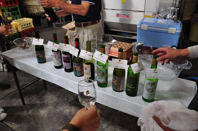 ワインツーリズム 2016 夏 山梨醗酵工業