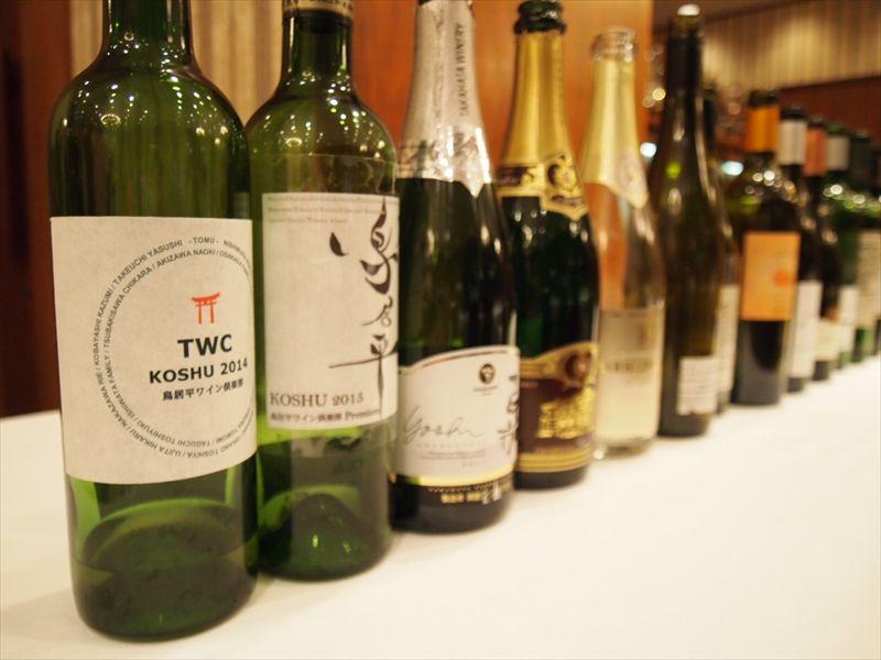 夏のワイン会