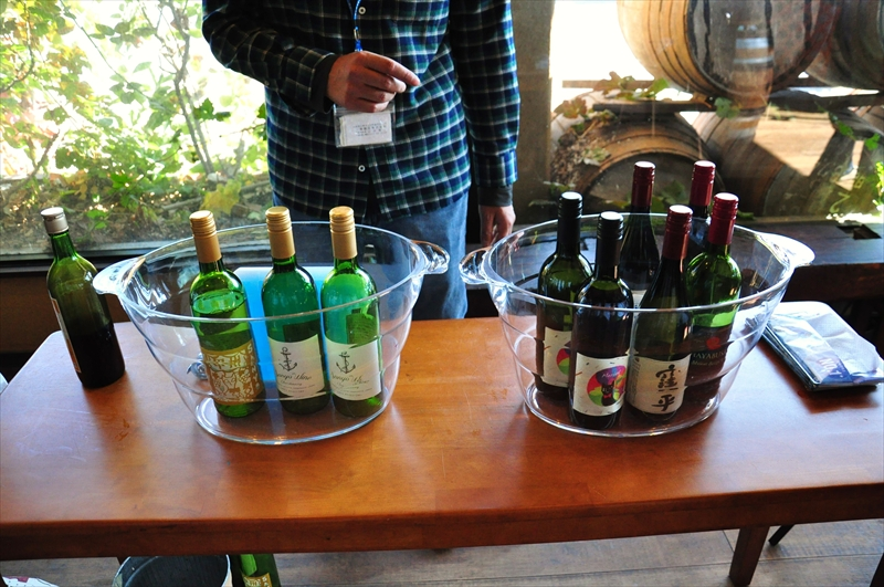 ワインツーリズム 2016 秋 三養醸造