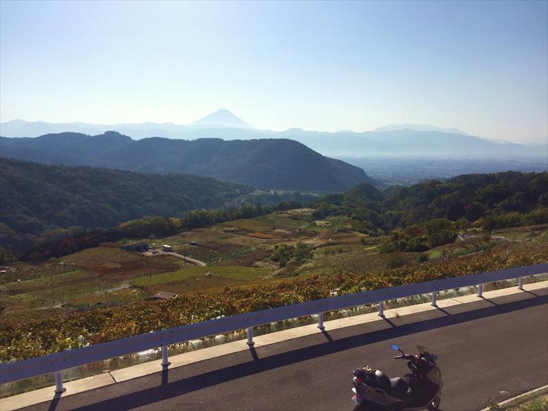 ワインツーリズム 2016 秋 敷島醸造